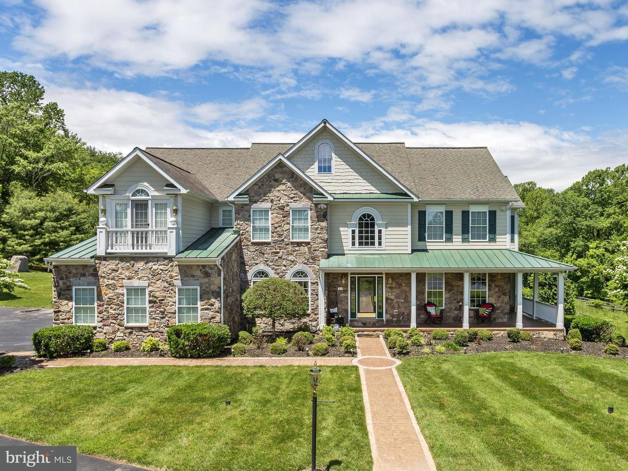 Частный односемейный дом для того Продажа на 19 BONDI WAY 19 BONDI WAY Reisterstown, Мэриленд 21136 Соединенные Штаты