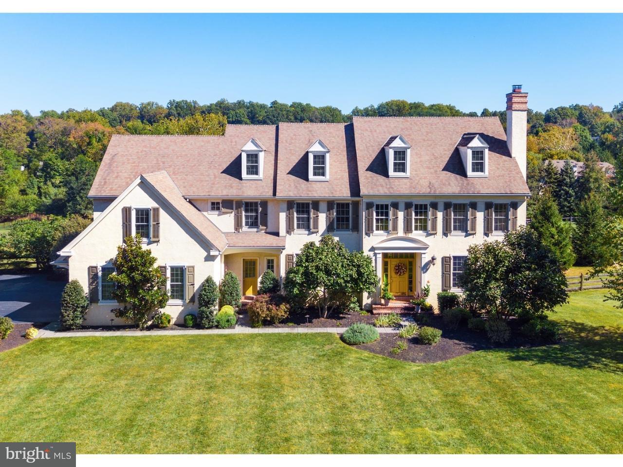 Maison unifamiliale pour l Vente à 101 DIAMOND ROCK Road Phoenixville, Pennsylvanie 19460 États-Unis