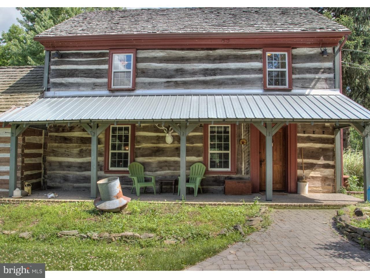 Maison unifamiliale pour l Vente à 7841 ROUTE 183 Bernville, Pennsylvanie 19506 États-Unis