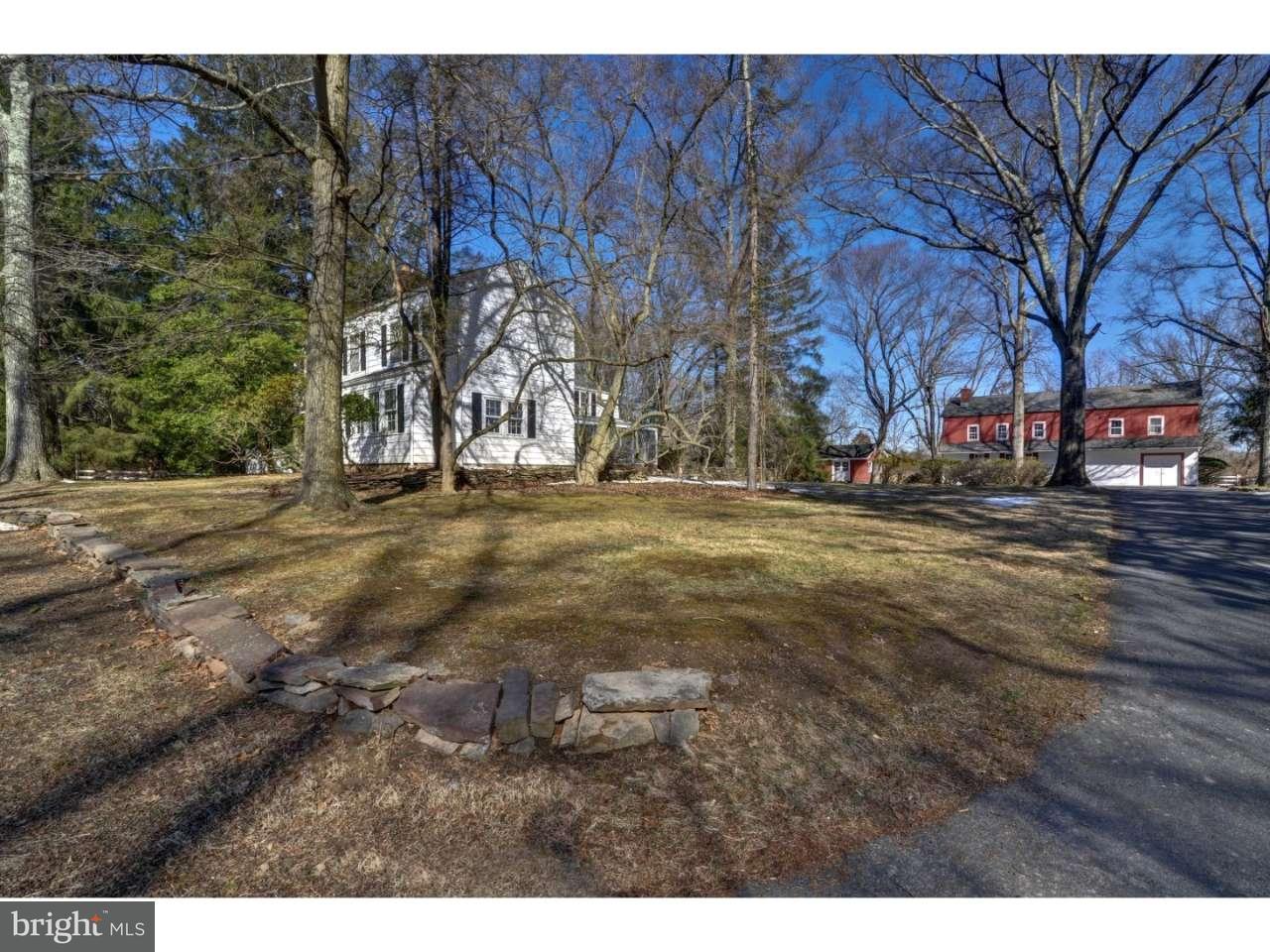 Частный односемейный дом для того Продажа на 84 CARSON Road Princeton, Нью-Джерси 08540 Соединенные ШтатыВ/Около: Lawrence Township
