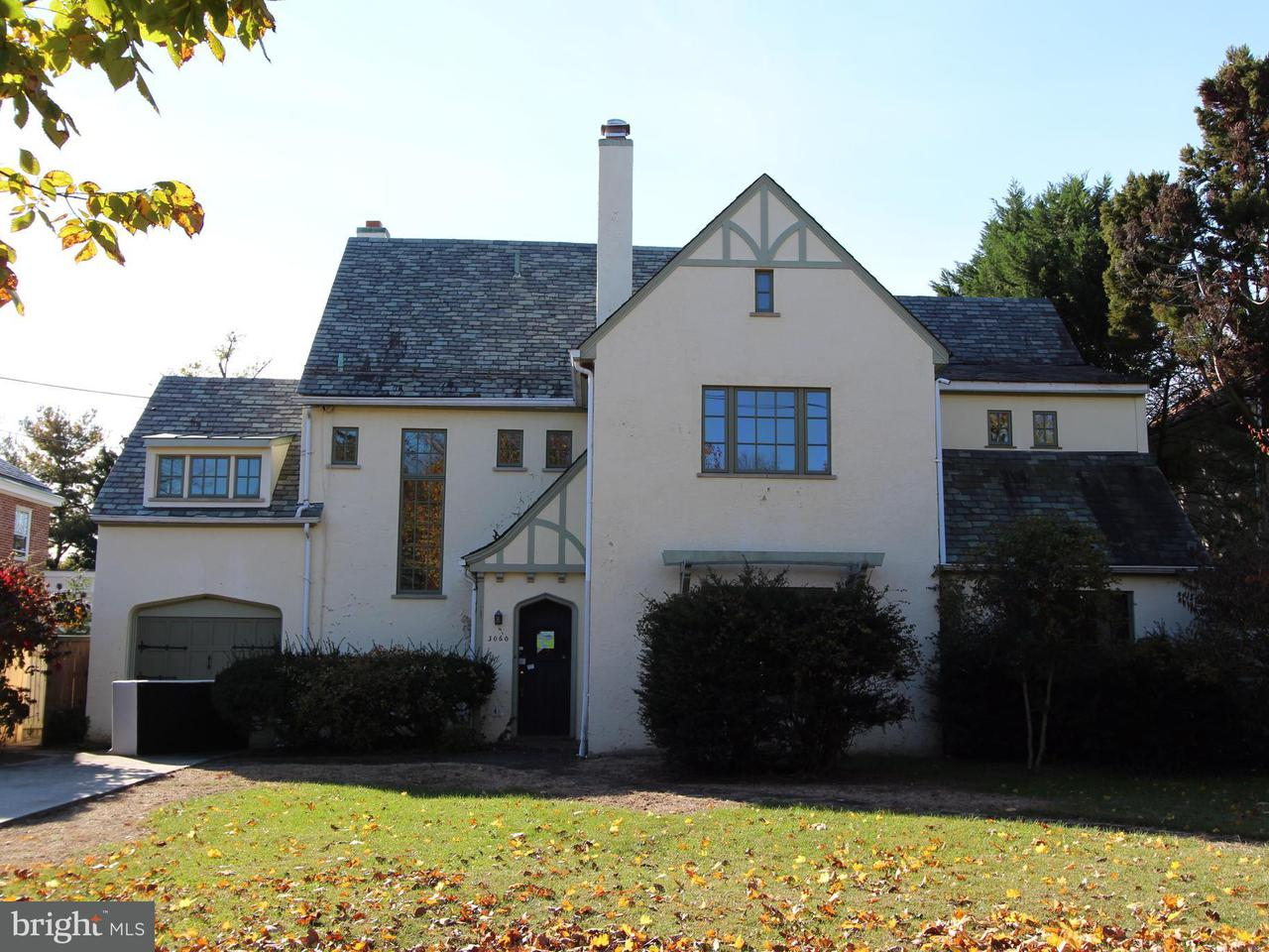Single Family Home for Sale at 3060 ELLICOTT ST NW 3060 ELLICOTT ST NW Washington, District Of Columbia 20008 United States