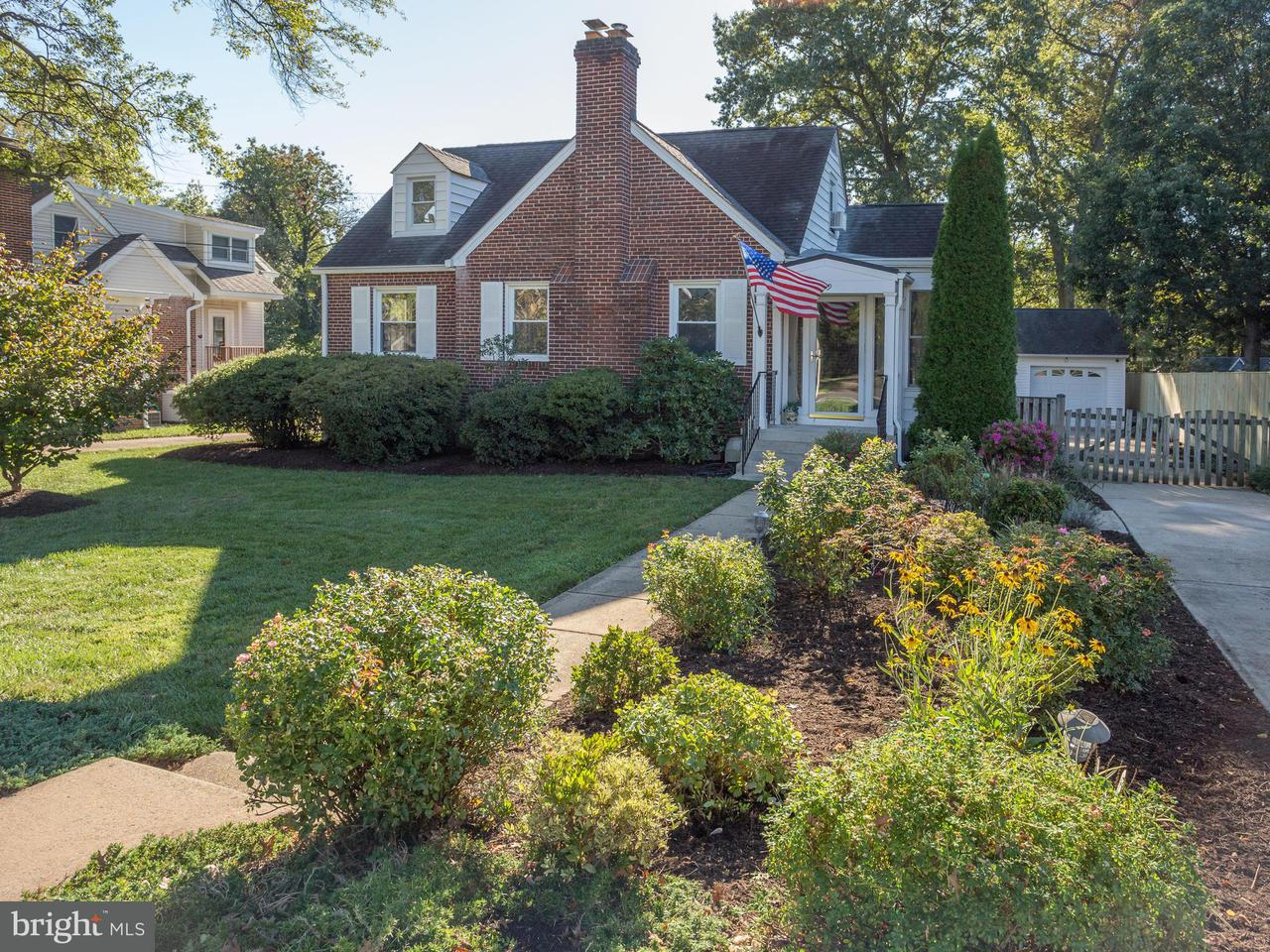 Single Family Home for Sale at 209 WEST ST S 209 WEST ST S Falls Church, Virginia 22046 United States