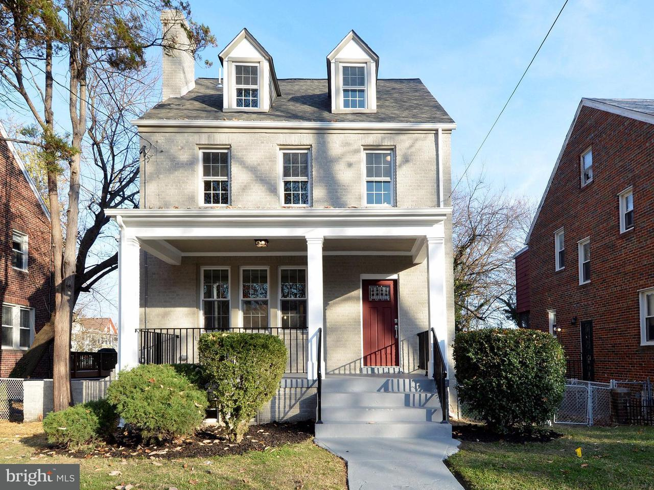 Single Family Home for Sale at 6115 5TH ST NW 6115 5TH ST NW Washington, District Of Columbia 20011 United States
