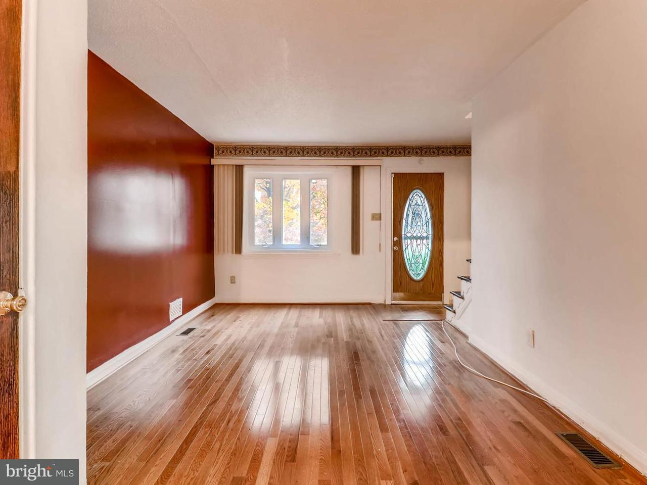 Single Family for Sale at 2812 Windsor Ave Baltimore, Maryland 21216 United States