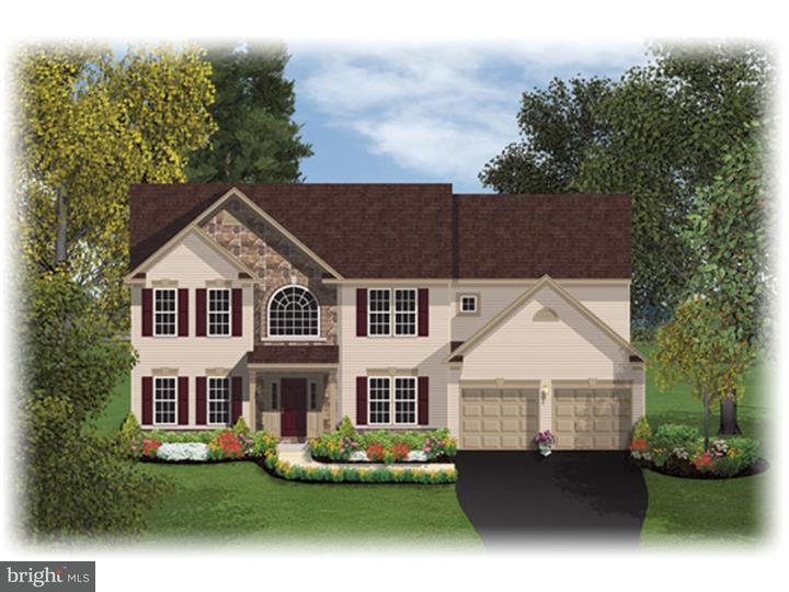 Maison unifamiliale pour l Vente à 9 AVIGNON Court Bernville, Pennsylvanie 19506 États-Unis