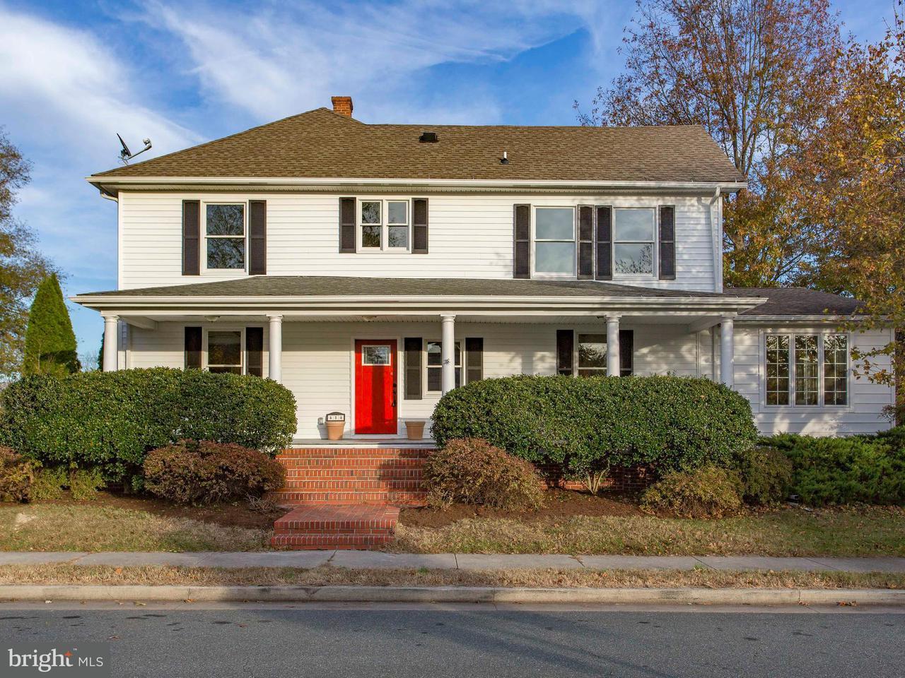 Maison unifamiliale pour l Vente à 414 HANSON Street 414 HANSON Street Easton, Maryland 21601 États-Unis