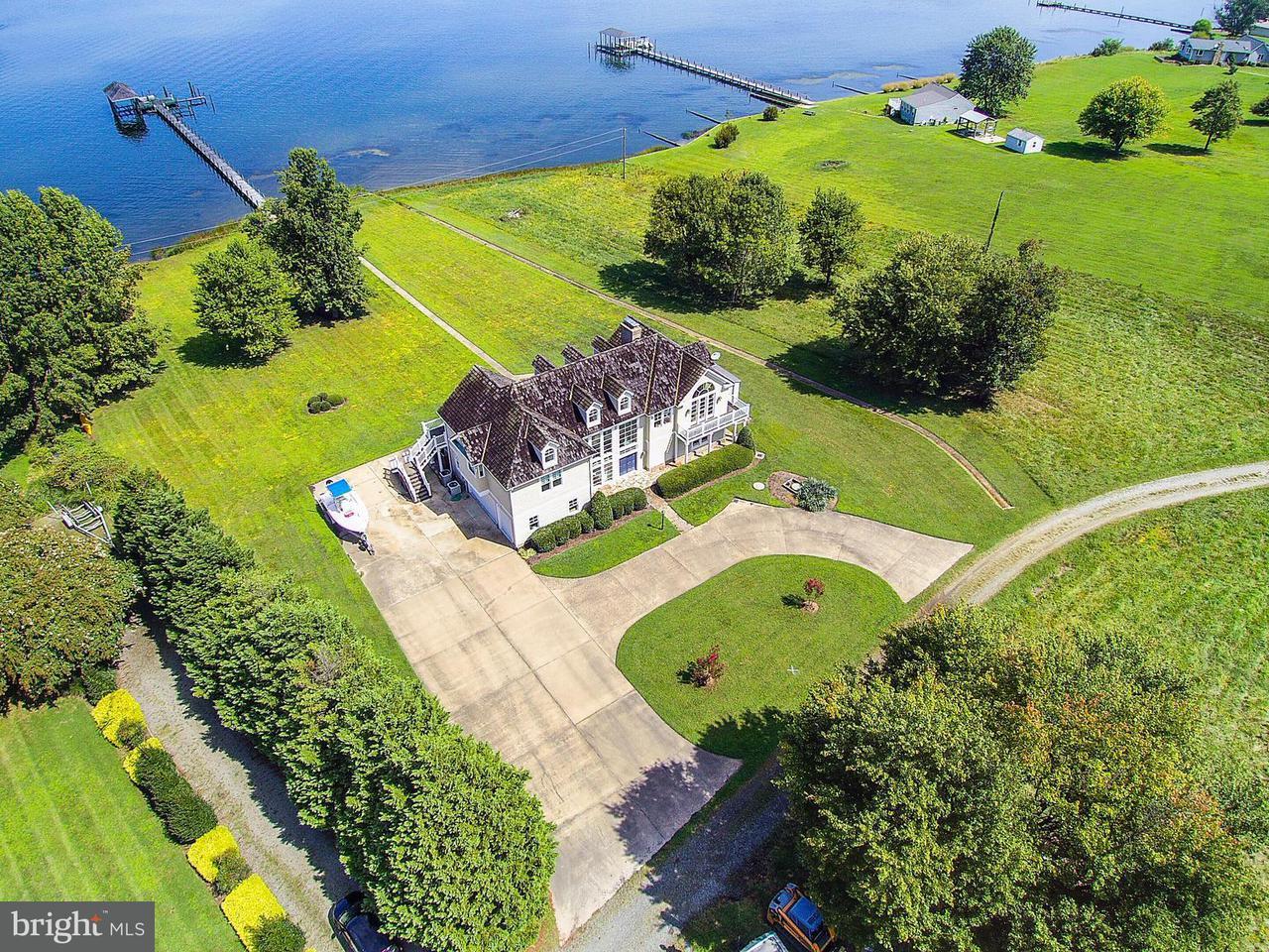 Частный односемейный дом для того Продажа на 2635 LYNN ALLEN Road 2635 LYNN ALLEN Road King George, Виргиния 22485 Соединенные Штаты
