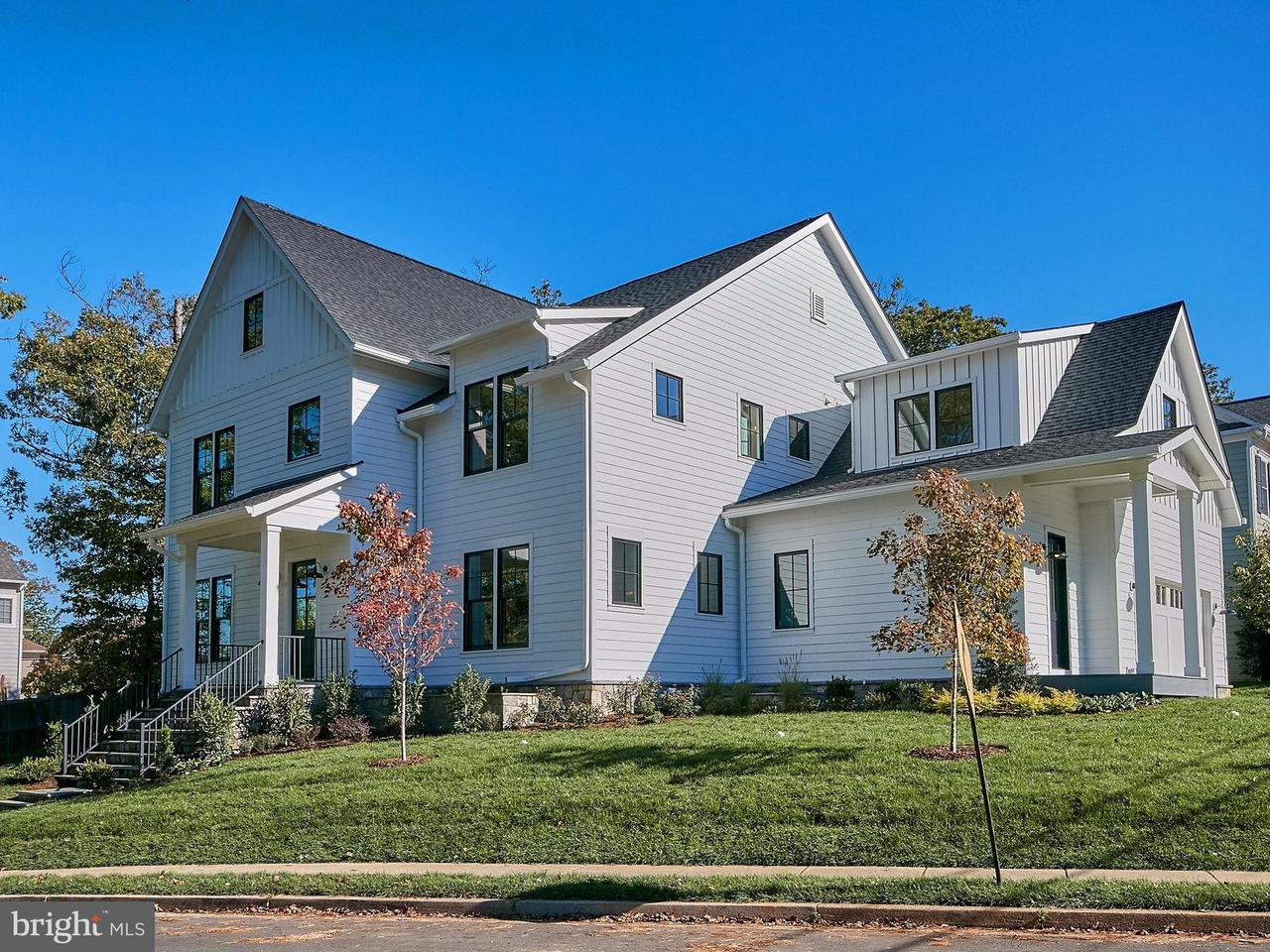 Single Family Home for Sale at 3313 JOHN MARSHALL Drive 3313 JOHN MARSHALL Drive Arlington, Virginia 22207 United States
