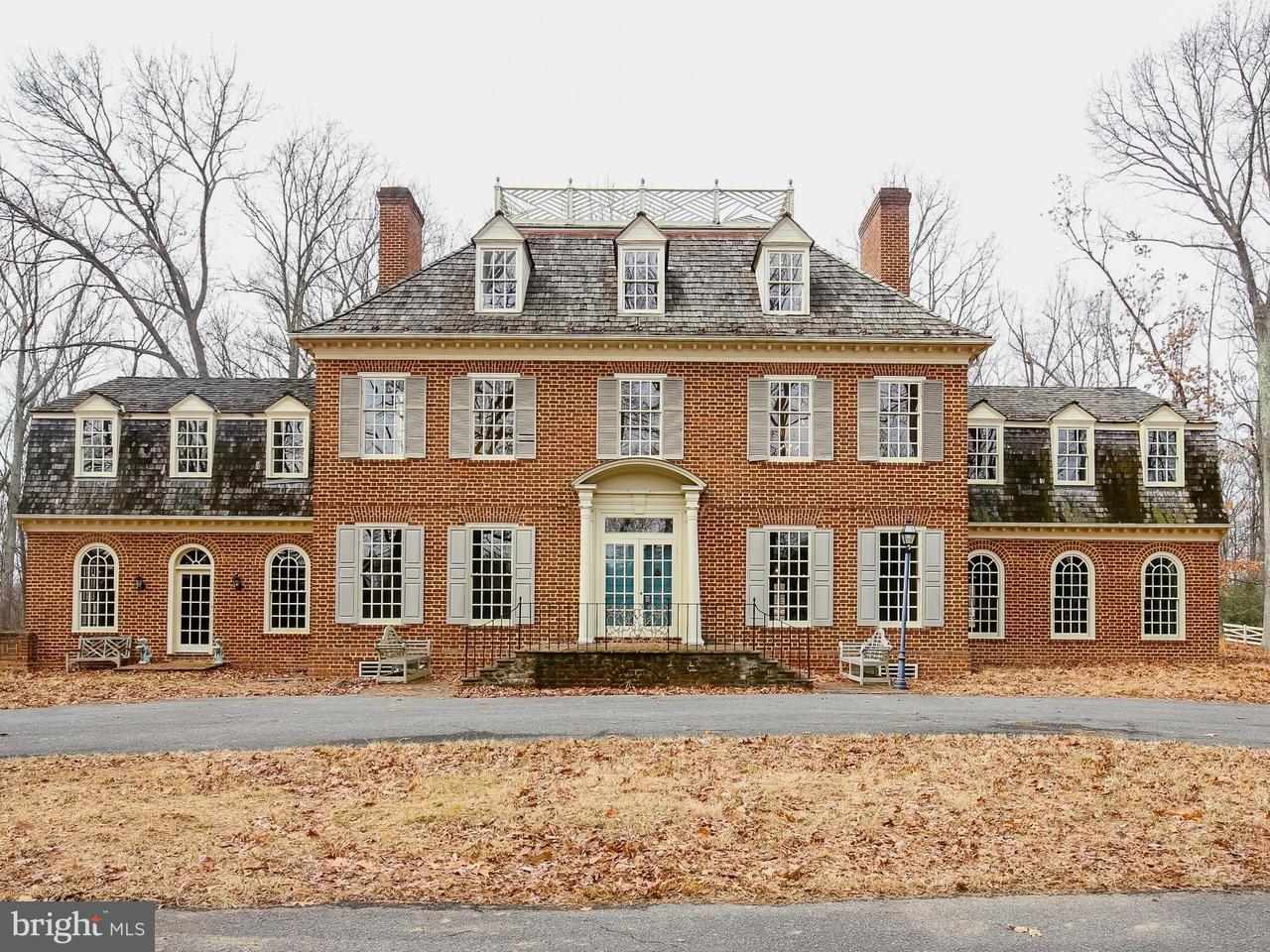 Casa Unifamiliar por un Venta en 13300 MANOR STONE Drive 13300 MANOR STONE Drive Darnestown, Maryland 20874 Estados Unidos