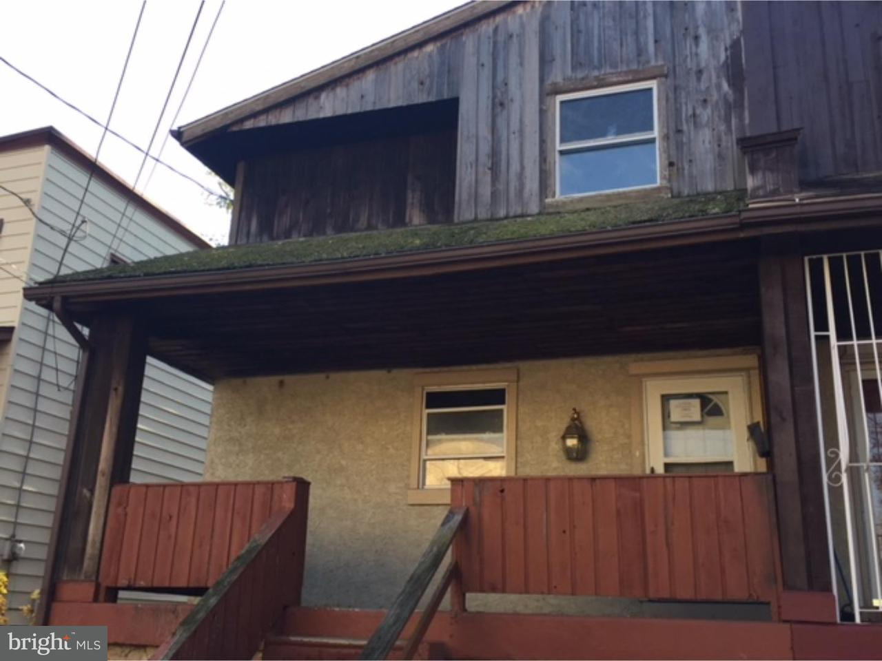 Townhouse for Sale at 2402 4TH Avenue Woodlynne, New Jersey 08107 United States