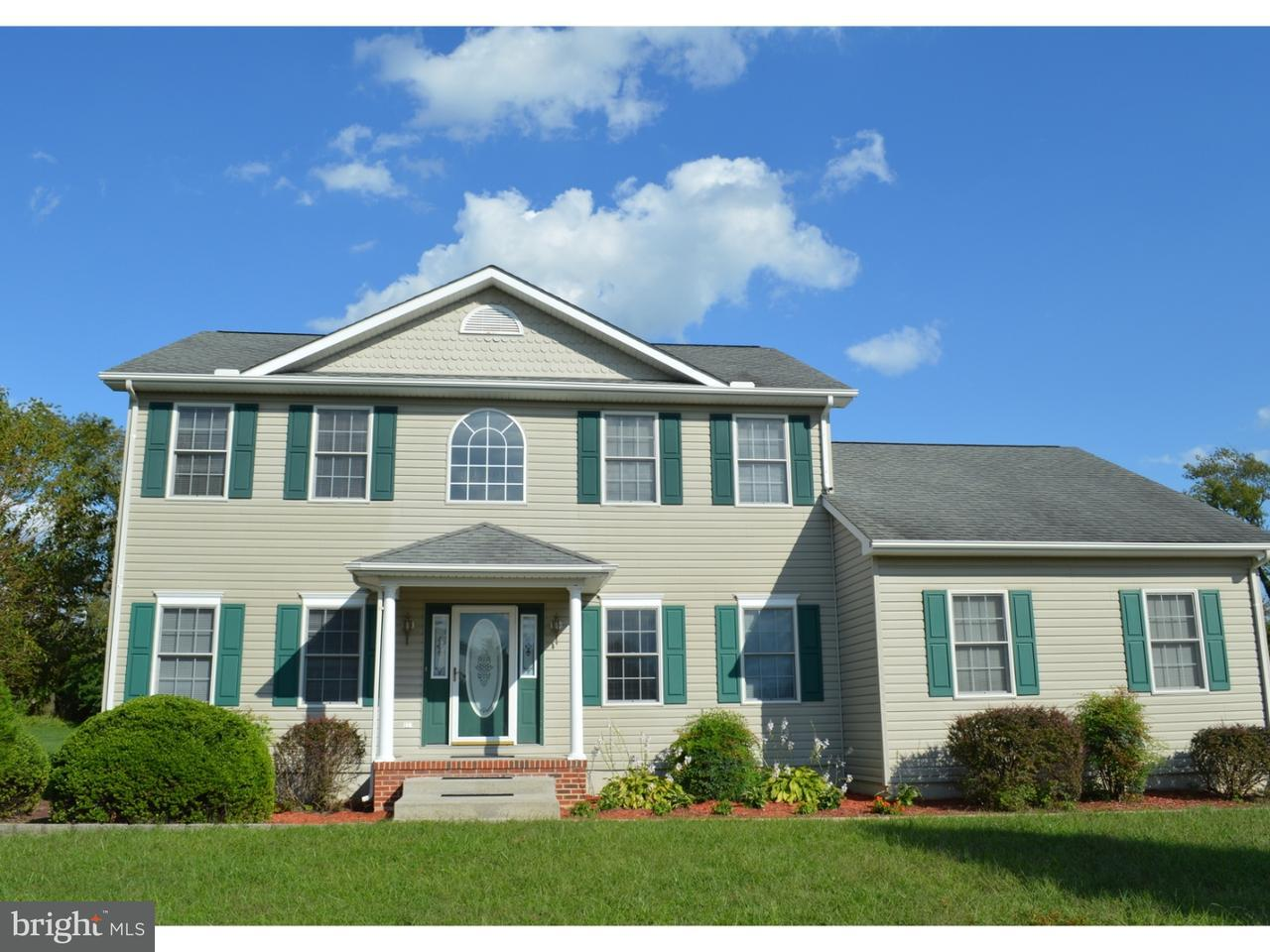 Single Family Home for Sale at 6 MANNERING Drive Camden, Delaware 19901 United States