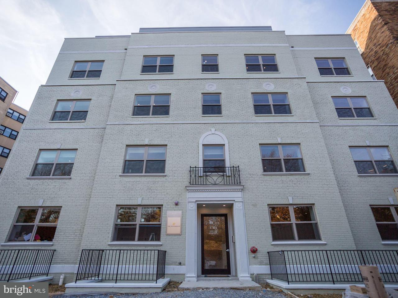 Townhouse for Sale at 2434 16TH ST NW #301 2434 16TH ST NW #301 Washington, District Of Columbia 20009 United States
