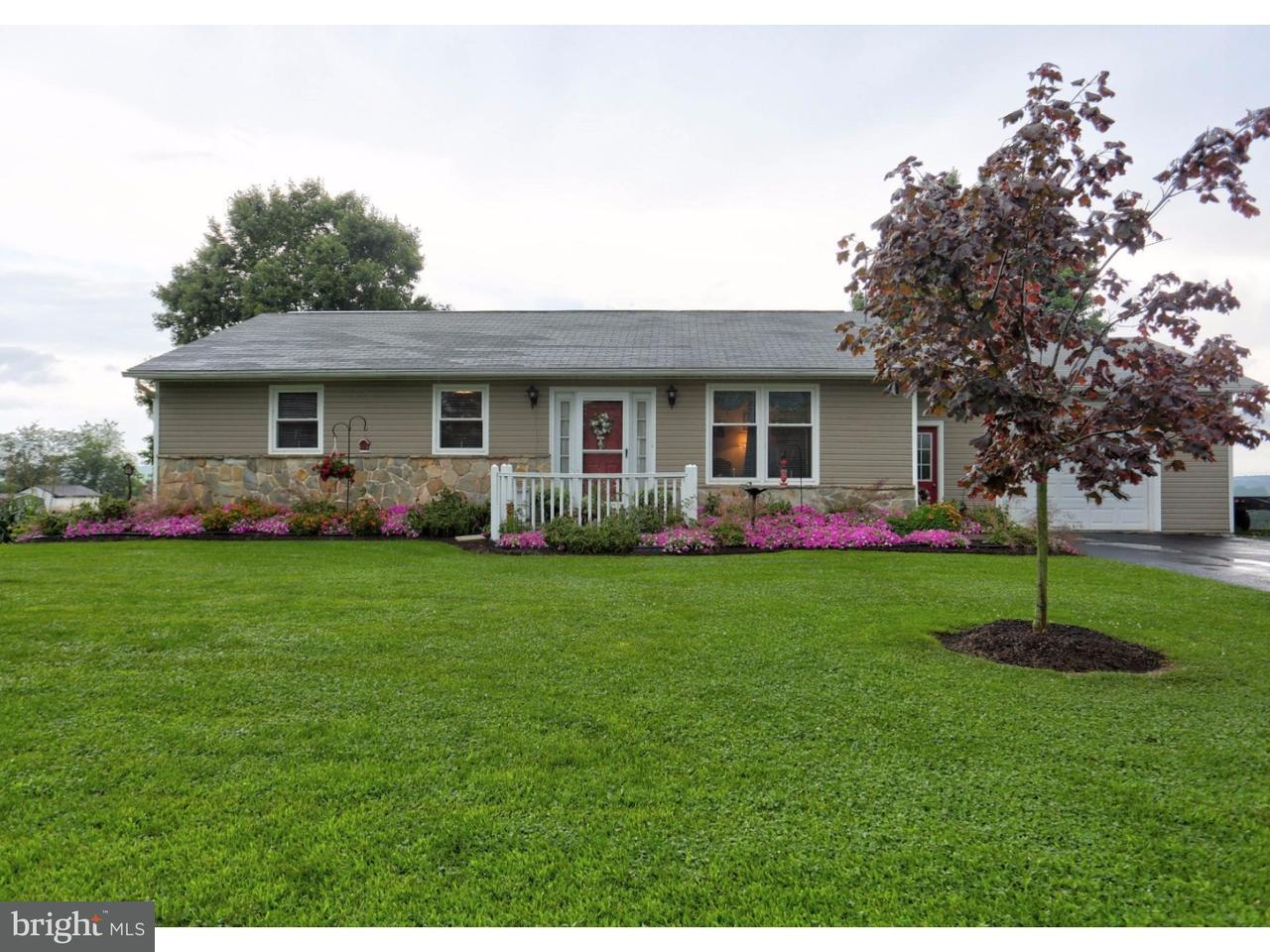 Single Family Home for Sale at 225 UPPER VALLEY Road Christiana, Pennsylvania 17509 United States