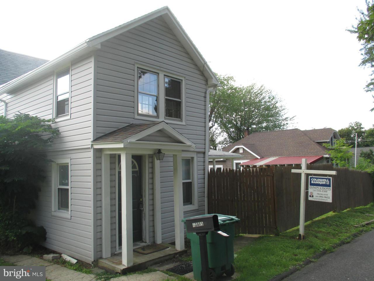 Single Family for Sale at 13595 Summit Ave Blue Ridge Summit, Pennsylvania 17214 United States