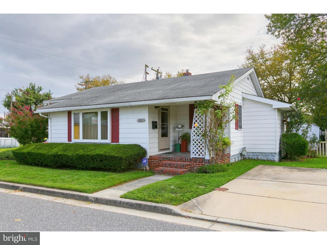 Частный односемейный дом для того Продажа на 332 GREEN Street Carneys Point, Нью-Джерси 08069 Соединенные Штаты