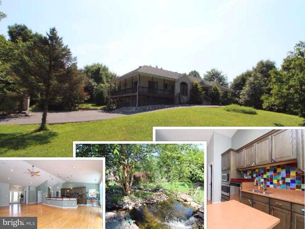 Maison unifamiliale pour l Vente à 15701 SANTINI Road 15701 SANTINI Road Burtonsville, Maryland 20866 États-Unis