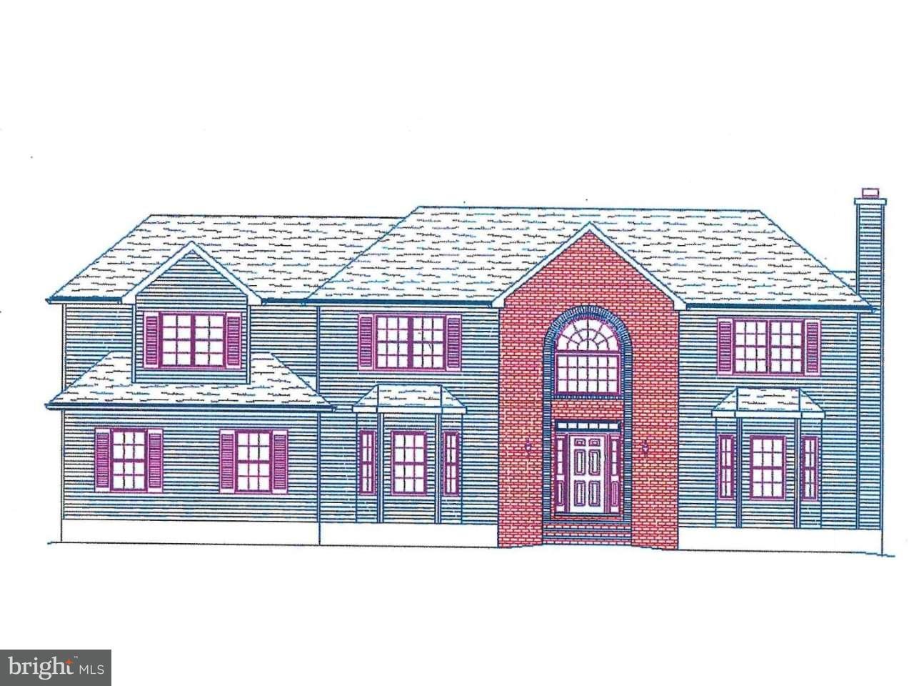 Maison unifamiliale pour l Vente à 5 SIENNA Court Robbinsville, New Jersey 08691 États-UnisDans/Autour: Robbinsville Township
