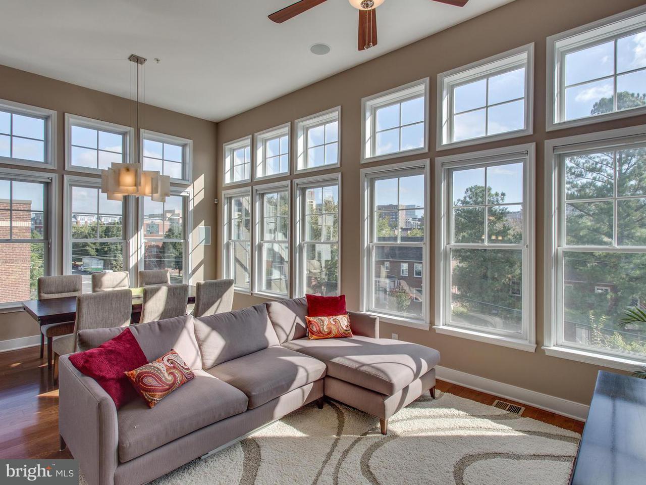 Condominium for Sale at 1418 RHODES ST #B408 1418 RHODES ST #B408 Arlington, Virginia 22209 United States