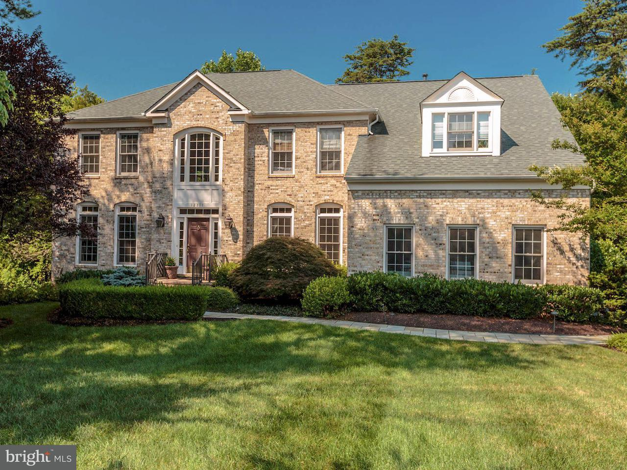 Maison unifamiliale pour l Vente à 12211 JONATHONS GLEN WAY 12211 JONATHONS GLEN WAY Herndon, Virginia 20170 États-Unis