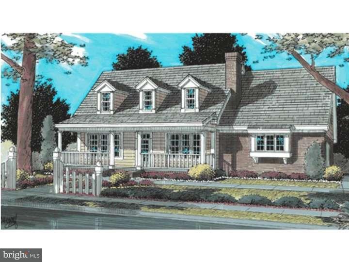 Casa Unifamiliar por un Venta en Lot 0 JOSEPHS WAY Coatesville, Pennsylvania 19320 Estados Unidos