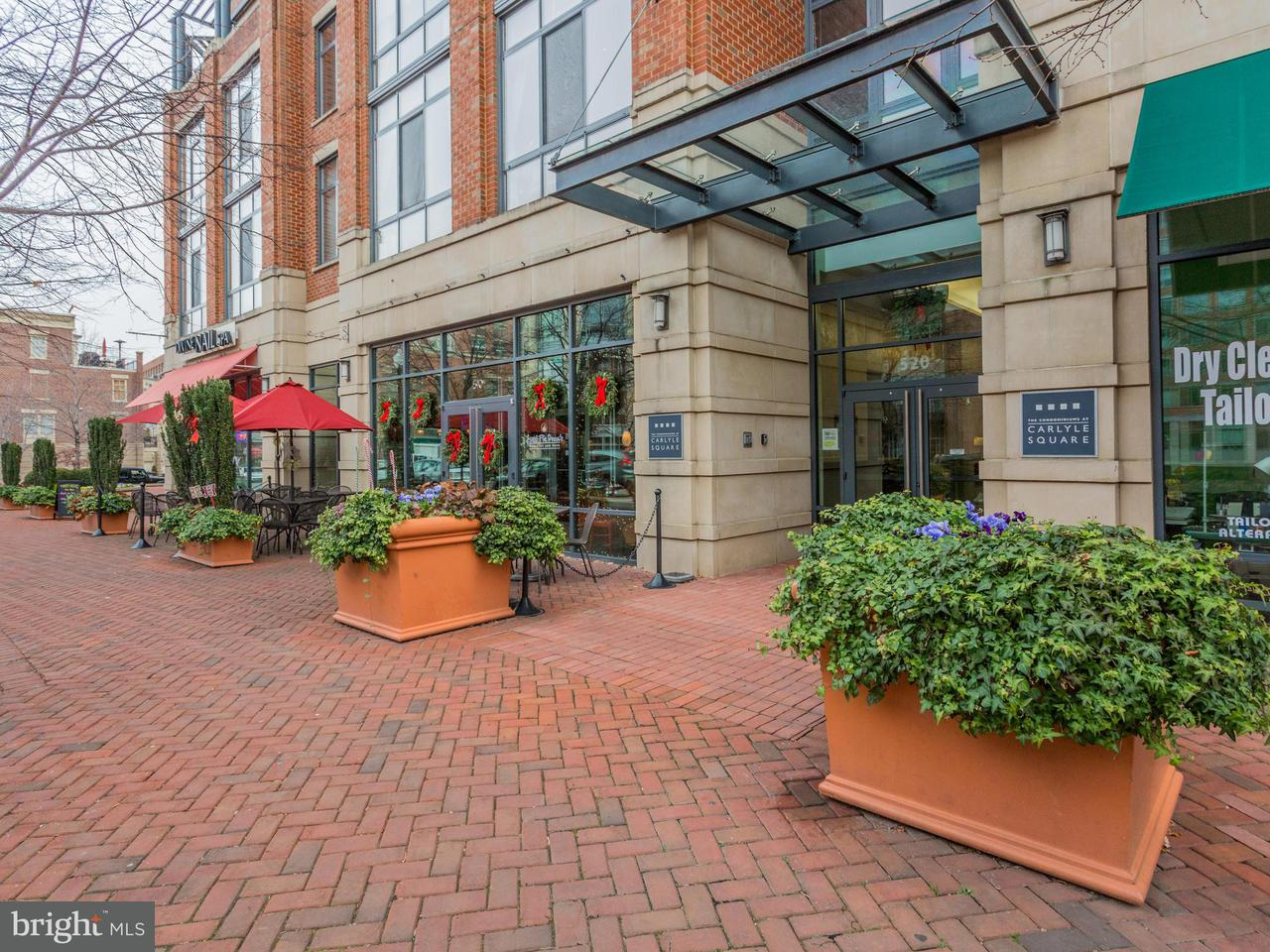 Townhouse for Sale at 520 JOHN CARLYLE ST #322 520 JOHN CARLYLE ST #322 Alexandria, Virginia 22314 United States