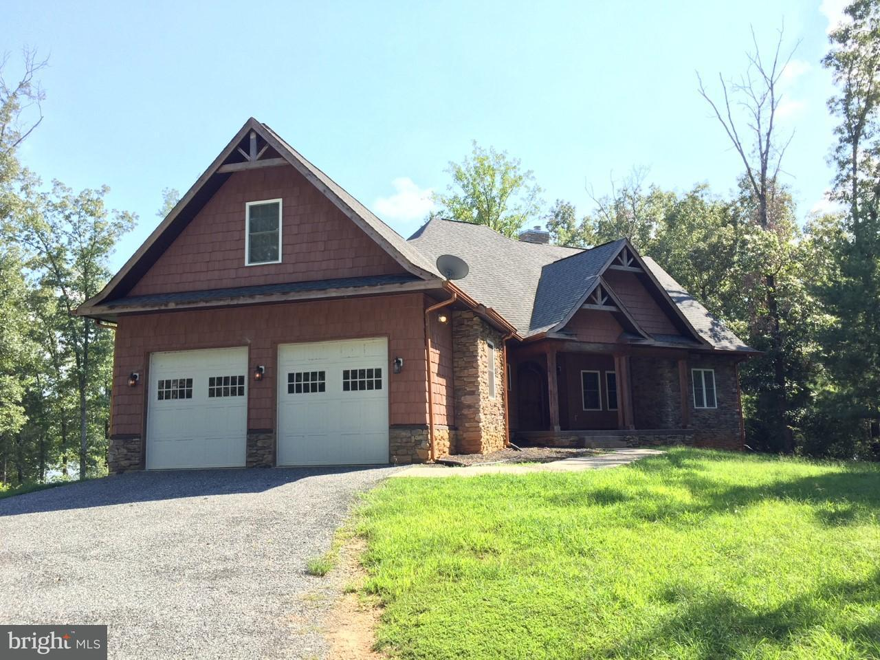 Single Family Home for Sale at 14800 COMFORT Lane 14800 COMFORT Lane Mineral, Virginia 23117 United States