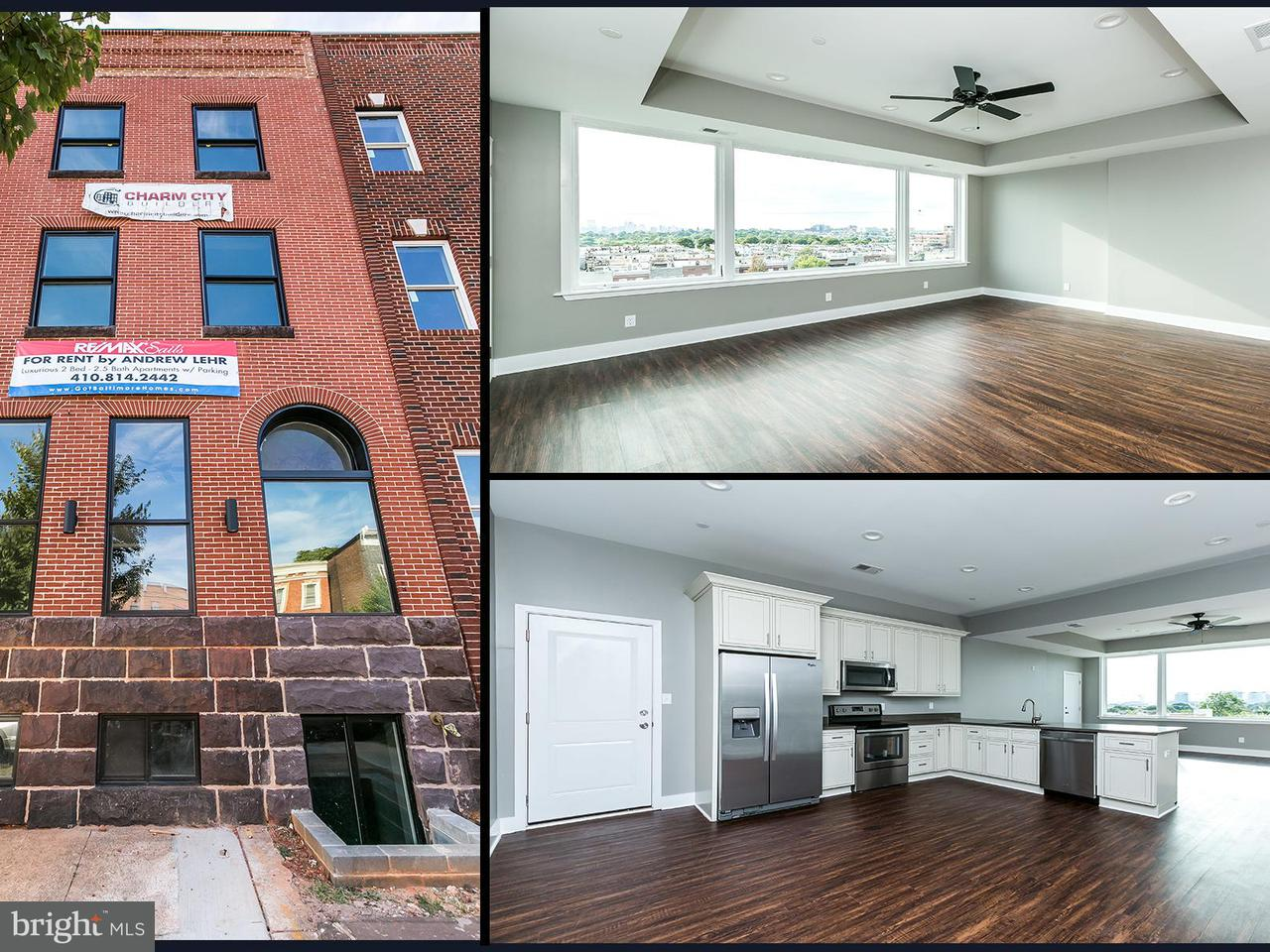 Other Residential for Rent at 320 Highland Ave S #3 Baltimore, Maryland 21224 United States