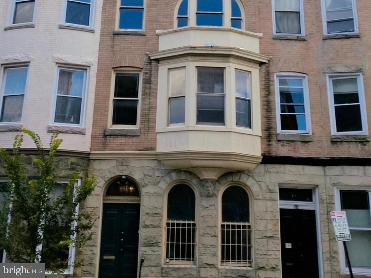 Huis voor meerdere gezinnen voor Verkoop een t 211 BIDDLE Street 211 BIDDLE Street Baltimore, Maryland 21202 Verenigde Staten