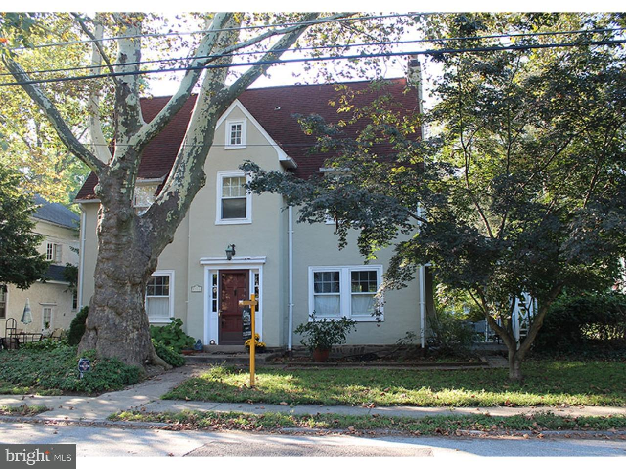 Single Family Home for Sale at 8316 CADWALADER Avenue Elkins Park, Pennsylvania 19027 United States