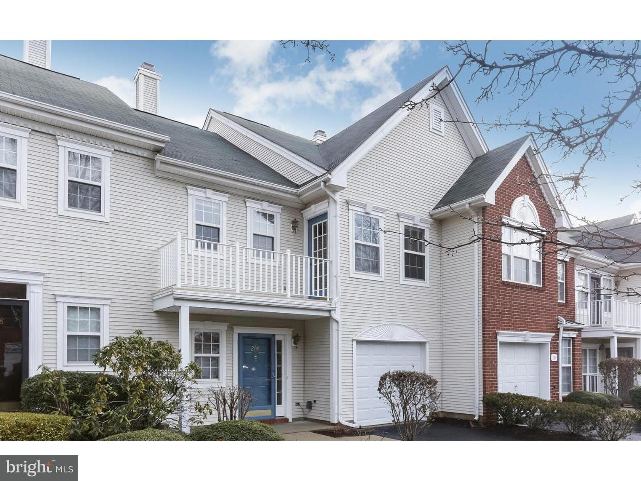 Townhouse for Rent at 206 SANDPIPER Court Pennington, New Jersey 08534 United StatesMunicipality: Hopewell Township