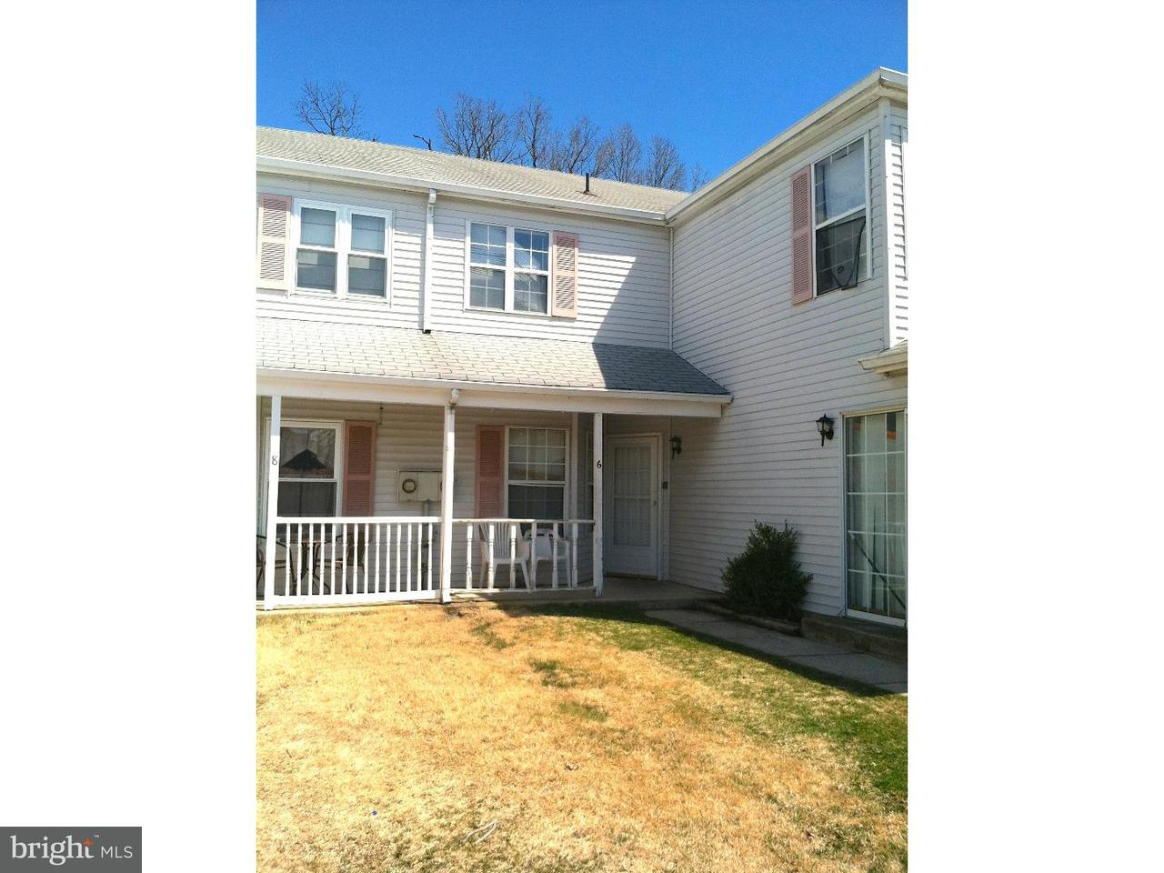 Townhouse for Rent at 6 GALAXY Court Sewell, New Jersey 08080 United States