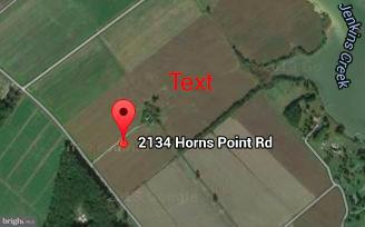 Land voor Verkoop een t 2134 HORNS POINT Road 2134 HORNS POINT Road Cambridge, Maryland 21613 Verenigde Staten