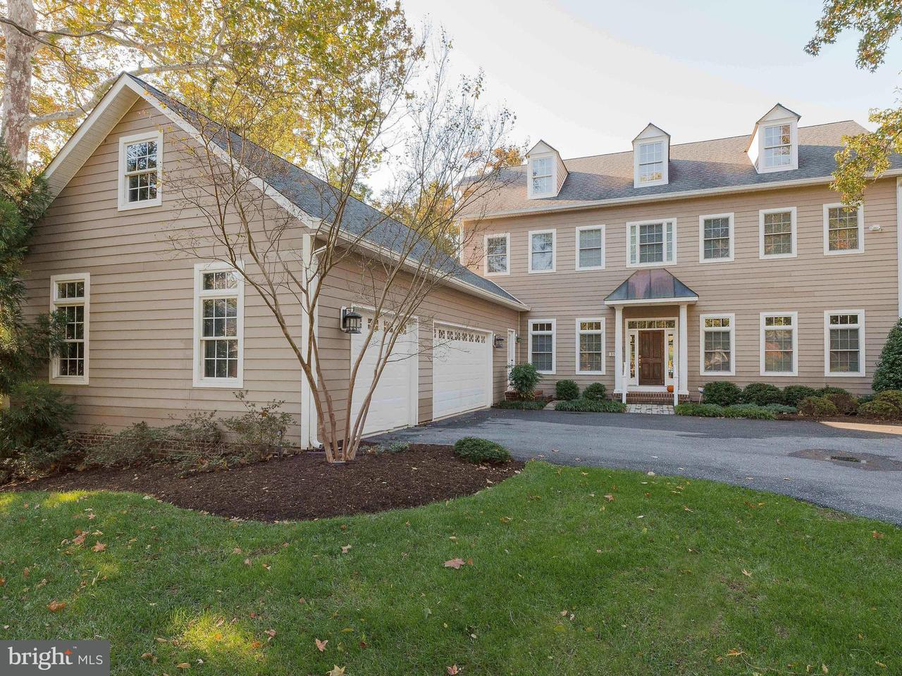 Maison unifamiliale pour l Vente à 3524 SOUTH RIVER TER 3524 SOUTH RIVER TER Edgewater, Maryland 21037 États-Unis