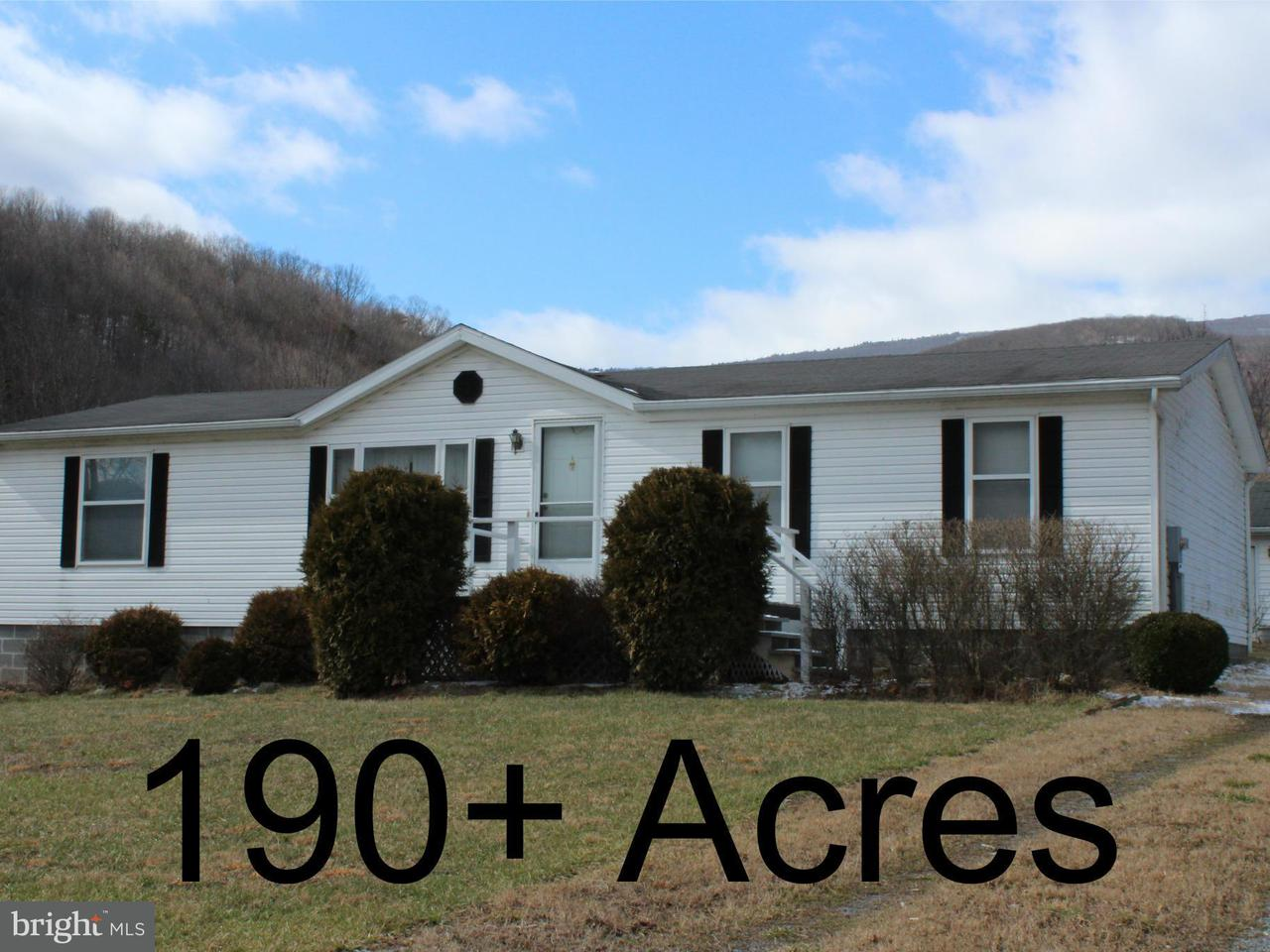 Single Family for Sale at 449 Laurel Run Rd Mount Storm, West Virginia 26739 United States