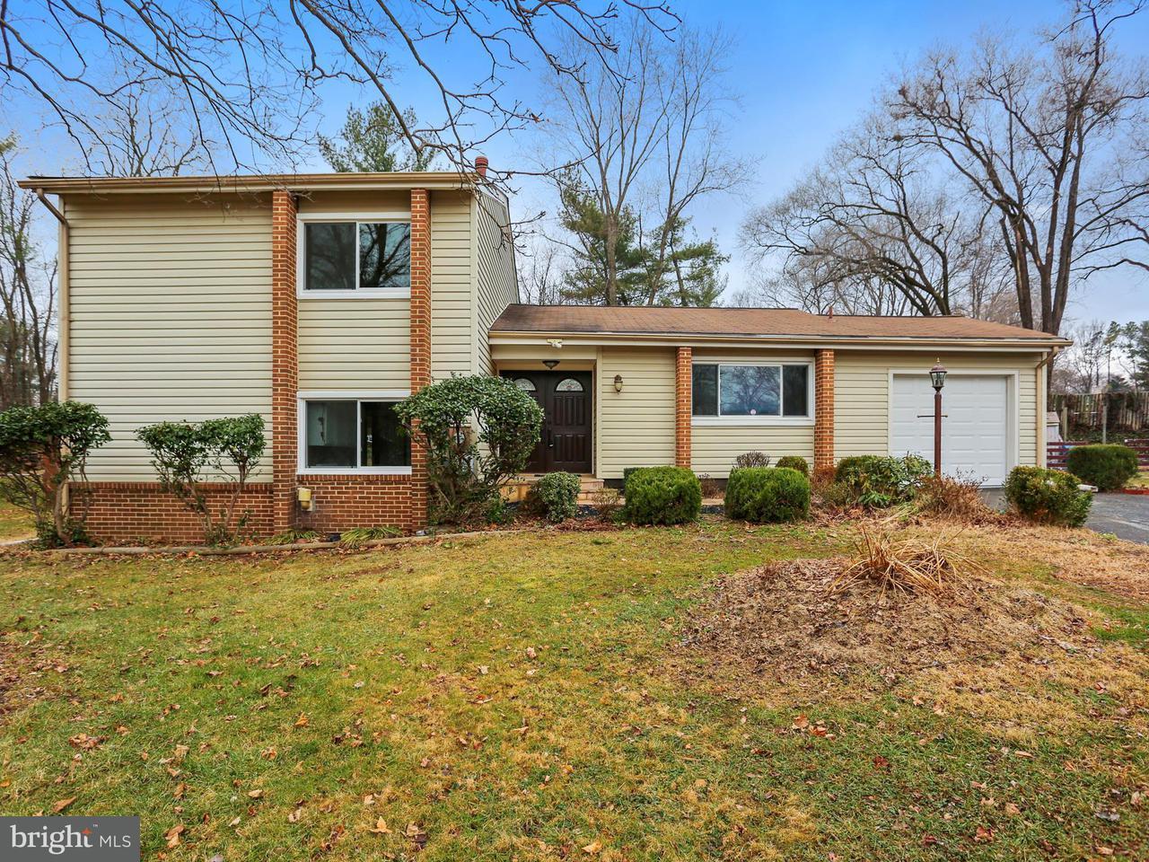 独户住宅 为 销售 在 17701 Millcrest Drive 17701 Millcrest Drive Derwood, 马里兰州 20855 美国