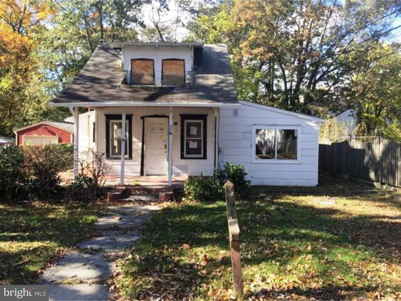 Single Family Home for Sale at 35 RANCOCAS Avenue Clementon, New Jersey 08021 United States