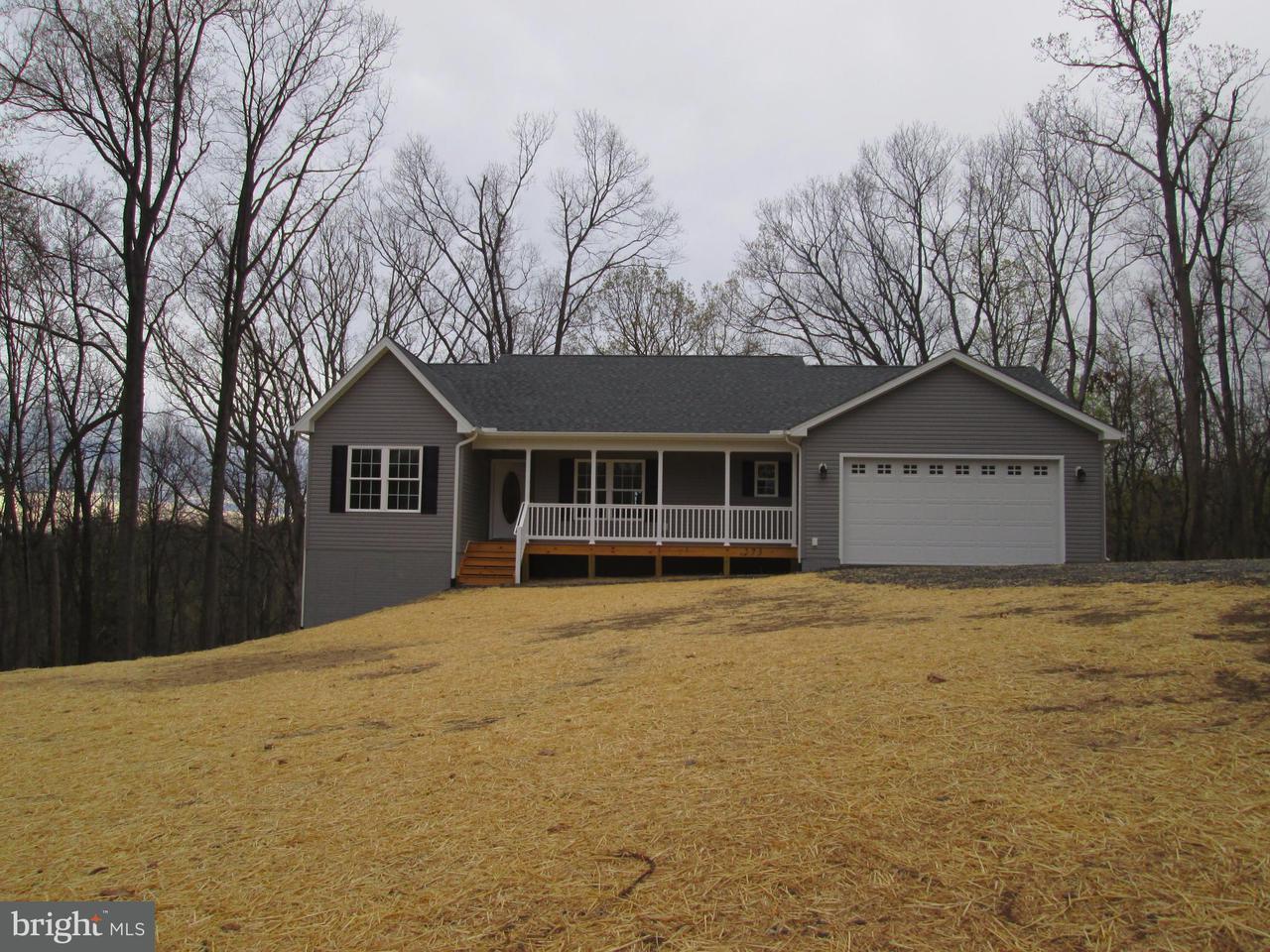 Single Family for Sale at Blue Ridge Mountain Rd, Lot 25 Paris, Virginia 20130 United States