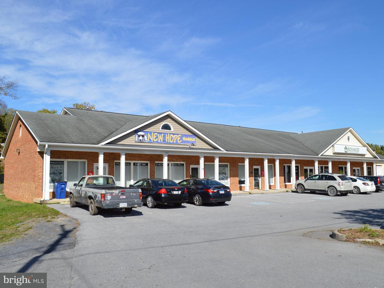 Commercial for Sale at 762766 MAIN Street 762766 MAIN Street Woodstock, Virginia 22664 United States