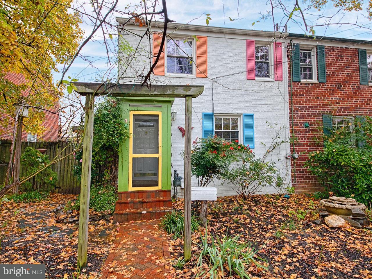 複式單位 為 出售 在 2813 MOSBY Street 2813 MOSBY Street Alexandria, 弗吉尼亞州 22305 美國