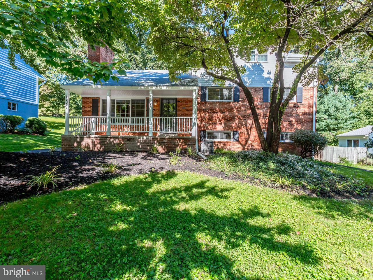 Single Family Home for Sale at 4607 40TH ST N 4607 40TH ST N Arlington, Virginia 22207 United States
