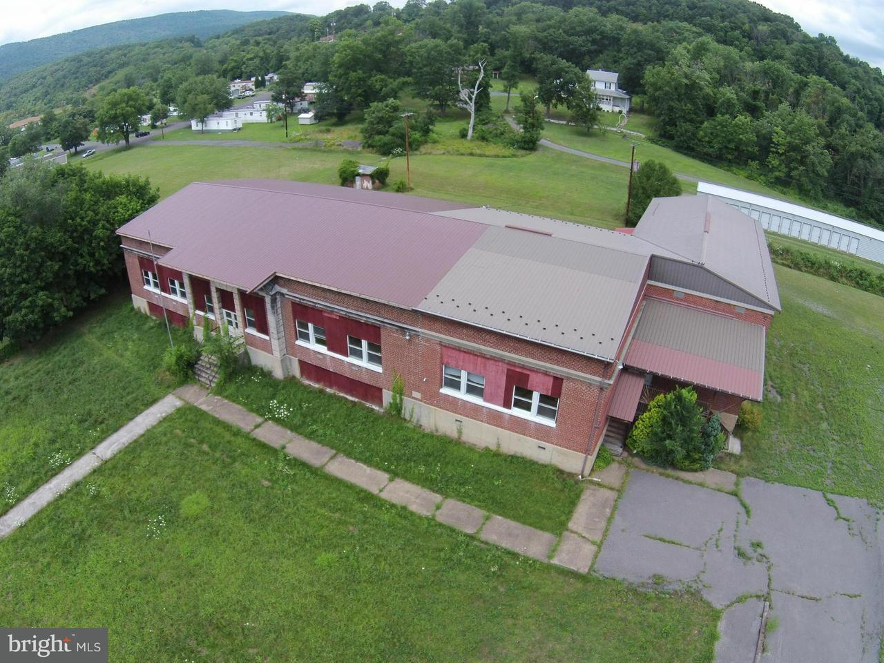 Commercial for Sale at 0 Llewellyn Ave McCoole, Maryland 21562 United States