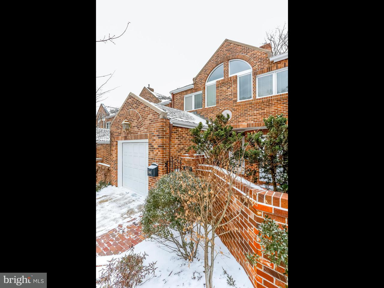 Townhouse for Sale at 2465 WAKEFIELD Court 2465 WAKEFIELD Court Arlington, Virginia 22207 United States