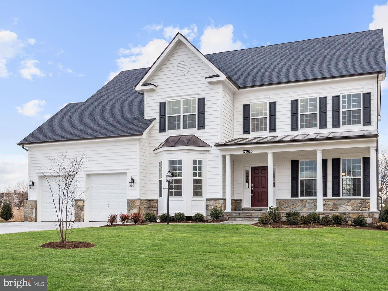 獨棟家庭住宅 為 出售 在 17005 Bennett Way 17005 Bennett Way Poolesville, 馬里蘭州 20837 美國