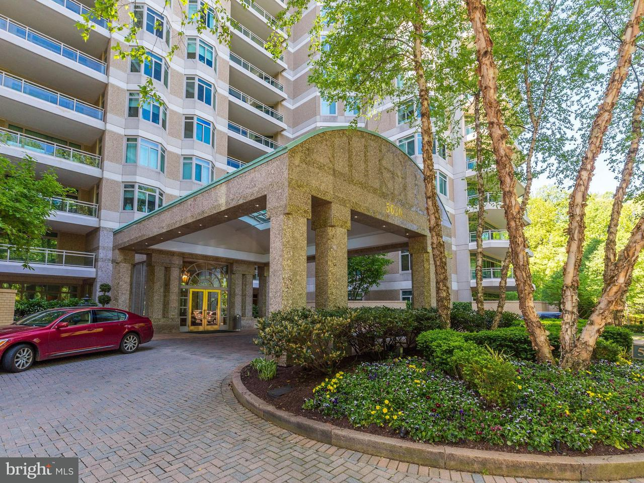 Condominium for Sale at 5630 WISCONSIN AVE #1104 5630 WISCONSIN AVE #1104 Chevy Chase, Maryland 20815 United States