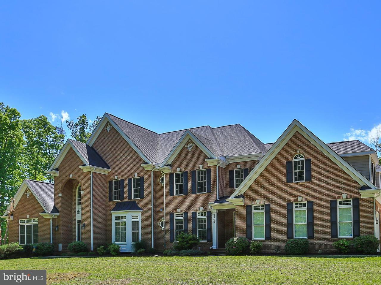 Частный односемейный дом для того Продажа на 9500 SHEVLIN Court 9500 SHEVLIN Court Nokesville, Виргиния 20181 Соединенные Штаты