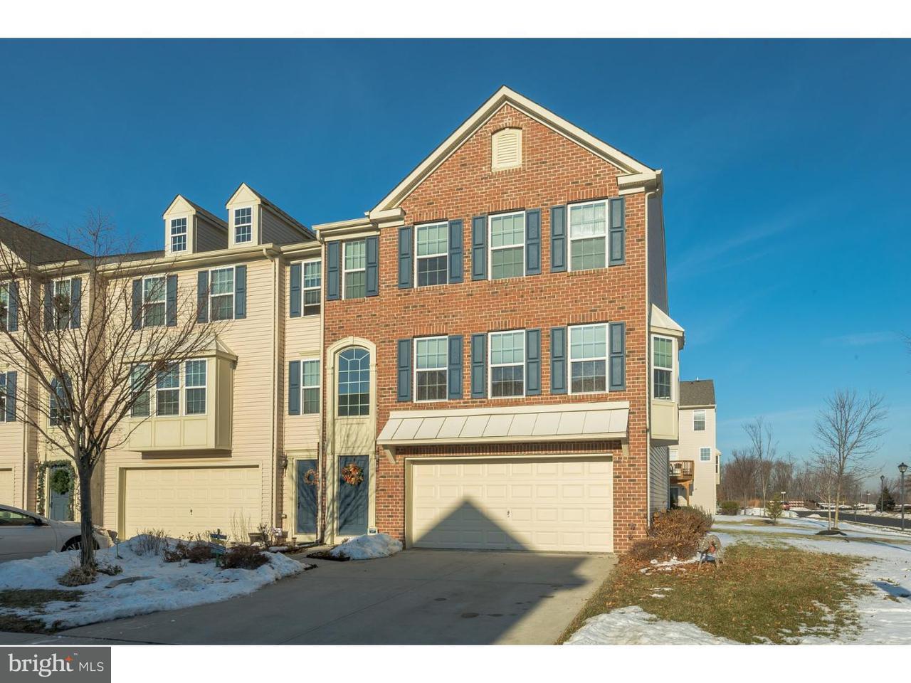Casa unifamiliar adosada (Townhouse) por un Venta en 315 NATHAN Drive Cinnaminson Township, Nueva Jersey 08077 Estados Unidos