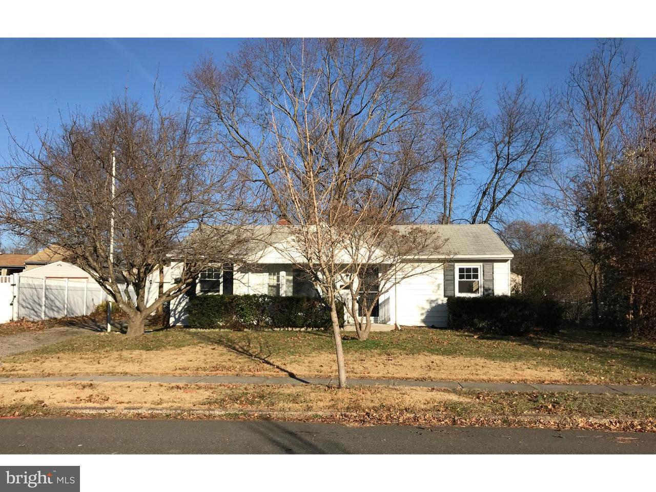 Частный односемейный дом для того Аренда на 7 DUKE Avenue Stratford, Нью-Джерси 08084 Соединенные Штаты