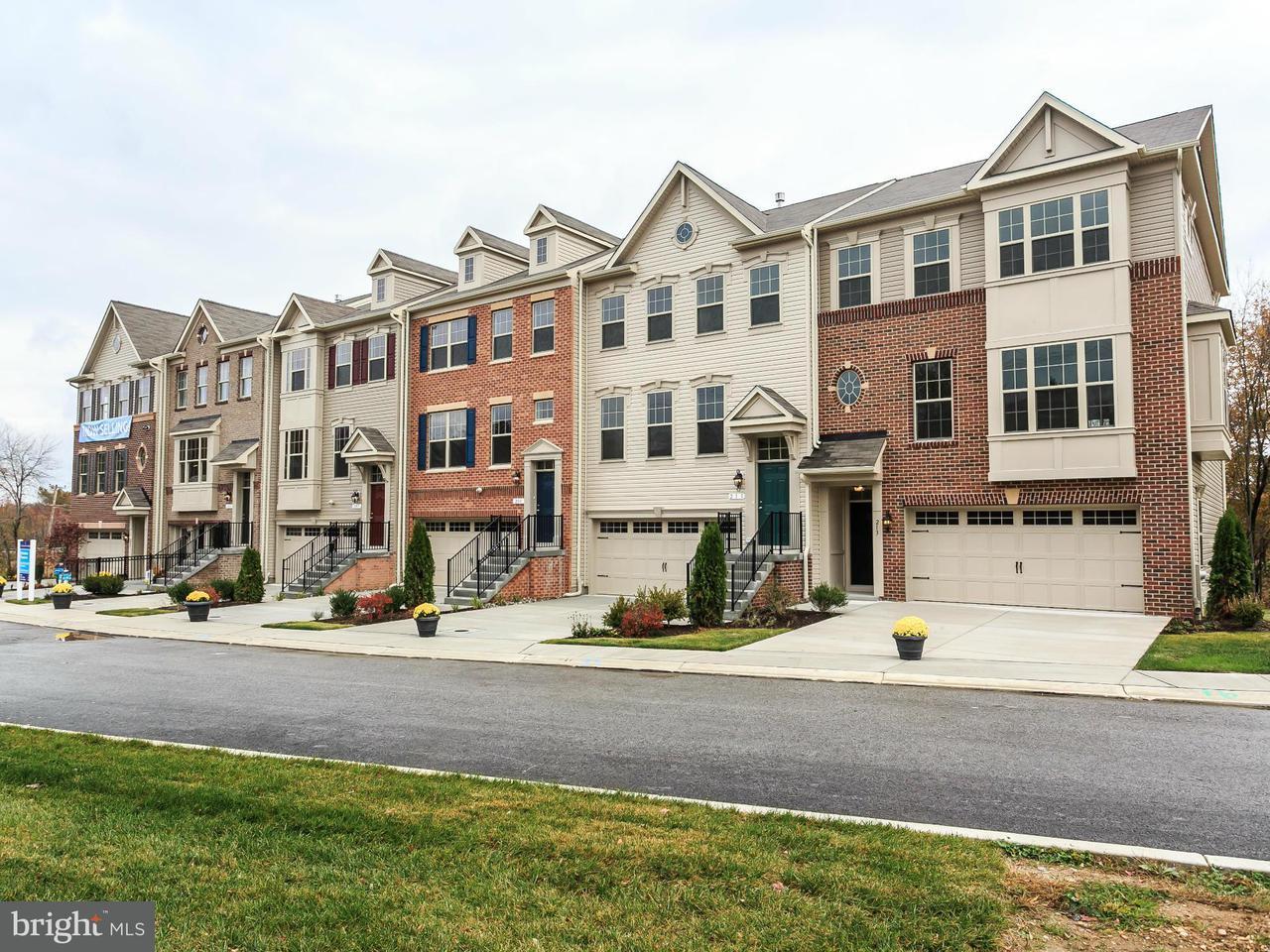 Stadthaus für Verkauf beim 213 MILL CROSSING CT #LOT 6 213 MILL CROSSING CT #LOT 6 Harmans, Maryland 21077 Vereinigte Staaten