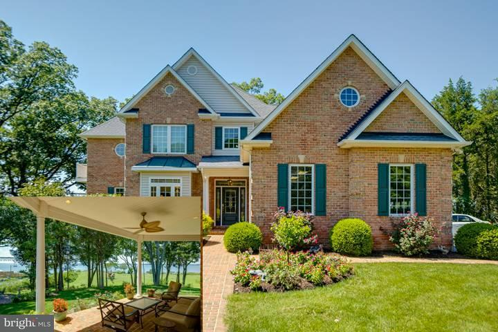 独户住宅 为 销售 在 12605 POTOMAC VIEW Drive 12605 POTOMAC VIEW Drive Newburg, 马里兰州 20664 美国