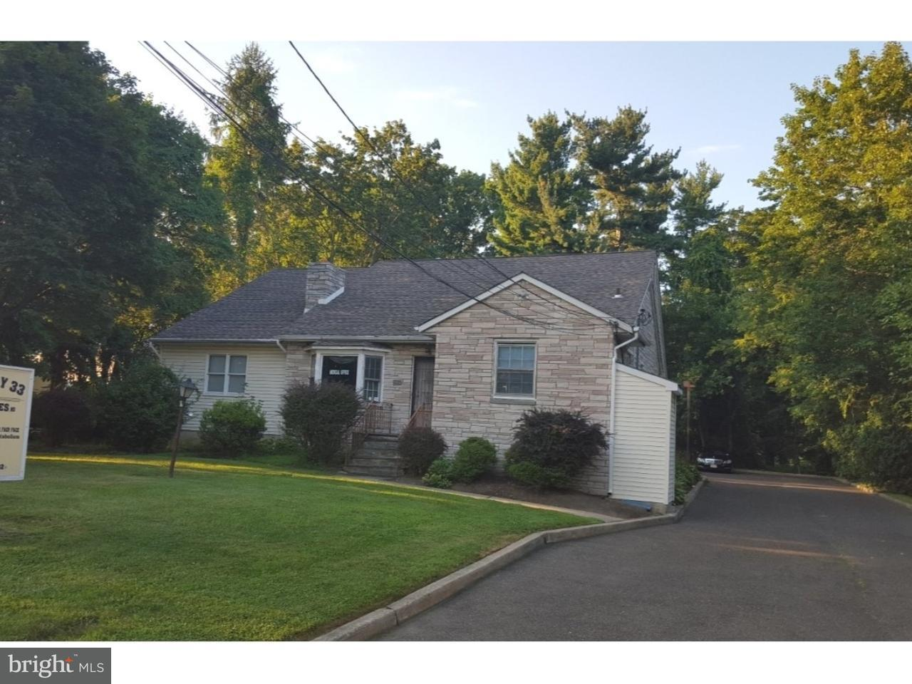 Single Family Home for Sale at 1650 ROUTE 33 Hamilton Square, New Jersey 08690 United StatesMunicipality: Hamilton Township
